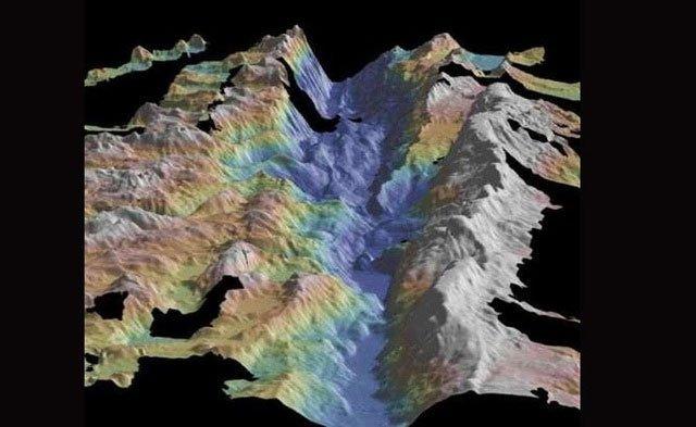 Trận động đất boomerang cực hiếm xuất hiện dưới Đại Tây Dương