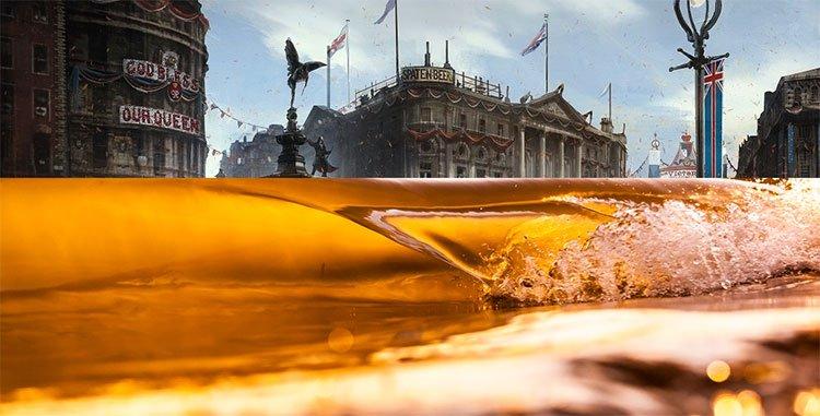 Trận sóng thần bia càn quét đường phố London năm 1814
