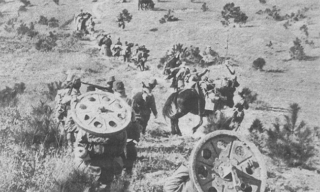 Tranh cãi về 3.000 lính Trung Quốc biến mất bí ẩn năm 1937