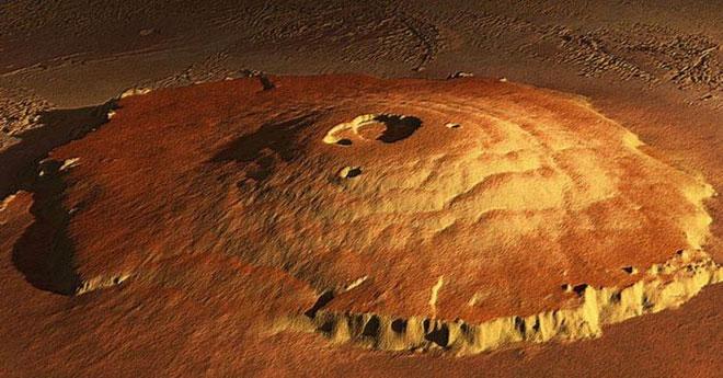 Trí tuệ nhân tạo chỉ mất 5 giây để phát hiện miệng núi lửa mới trên sao Hỏa