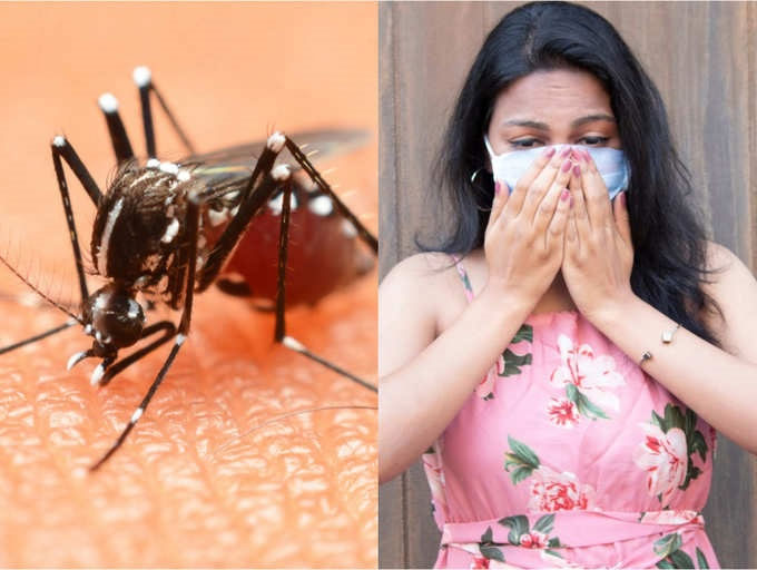 Triệu chứng khác nhau giữa sốt xuất huyết và Covid-19