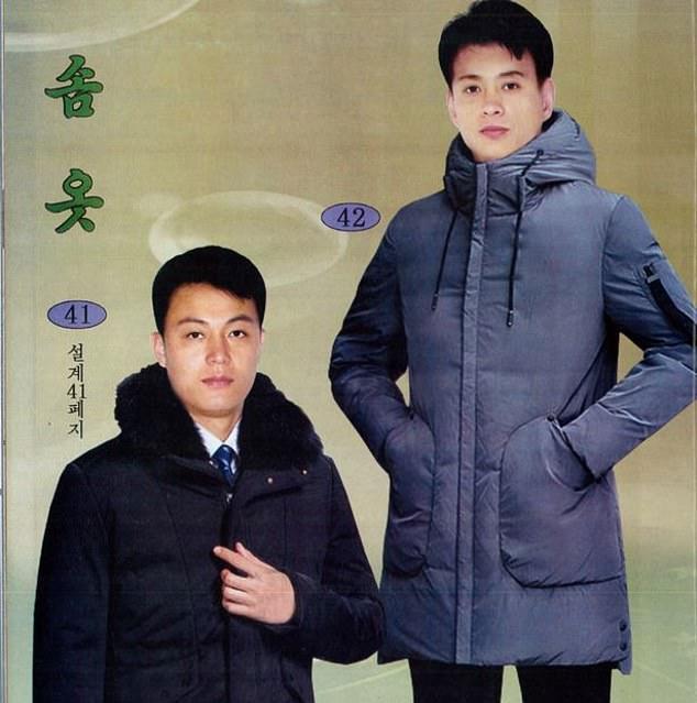 Triều Tiên trình làng quần áo chống đói