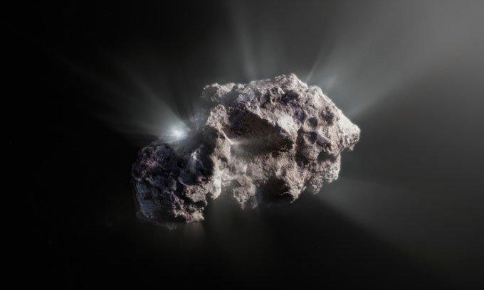 Trinh nữ không gian đột nhập Hệ Mặt trời: Đến từ thế giới y hệt chúng ta