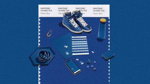 Trở lại với giá trị xưa cũ: Lam cổ điển - Classic Blue chính thức là màu sắc của năm 2020