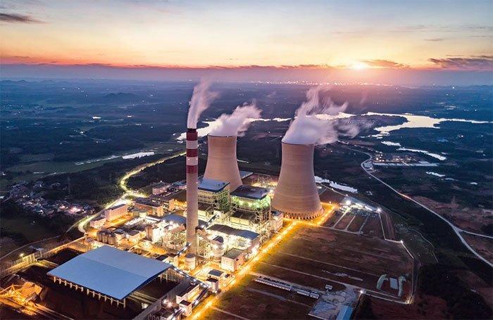 Trong cùng một khoảng thời gian, có bao nhiêu năng lượng được tạo ra?