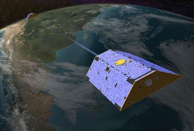 Trục Trái đất bị đổi hướng do ảnh hưởng của hiệu ứng nhà kính