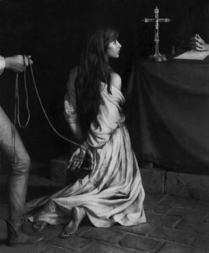 Trừng phạt phù thủy ở Châu Âu thời Trung cổ diễn ra như thế nào?