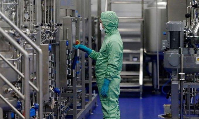 Trung Quốc cấp bằng sáng chế vaccine Covid-19 đầu tiên