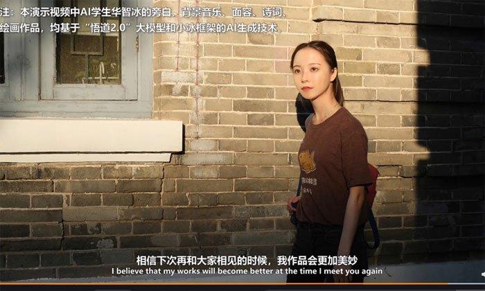 Trung Quốc có sinh viên ảo đầu tiên, học bằng công nghệ AI