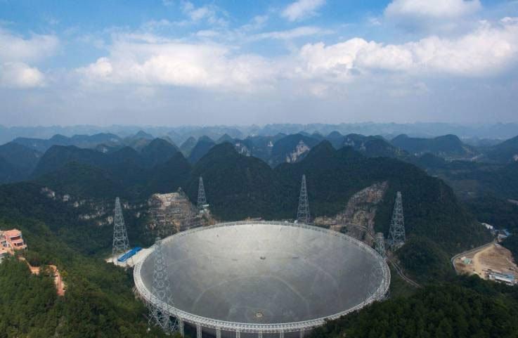 Trung Quốc công bố kế hoạch săn người ngoài hành tinh bằng kính viễn vọng lớn nhất