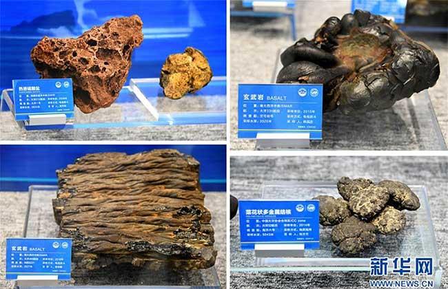 Trung Quốc công bố mẫu vật biển quý hiếm ở độ sâu 500m