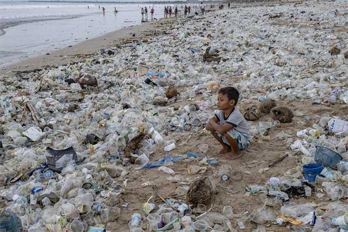 Trung Quốc phát triển tổ hợp vi khuẩn mới có khả năng ăn nhựa