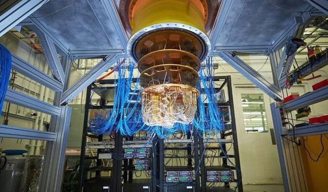 Trung Quốc thách thức đột phá lượng tử của Google
