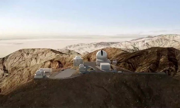 Trung Quốc xây đài quan sát thiên văn lớn nhất châu Á