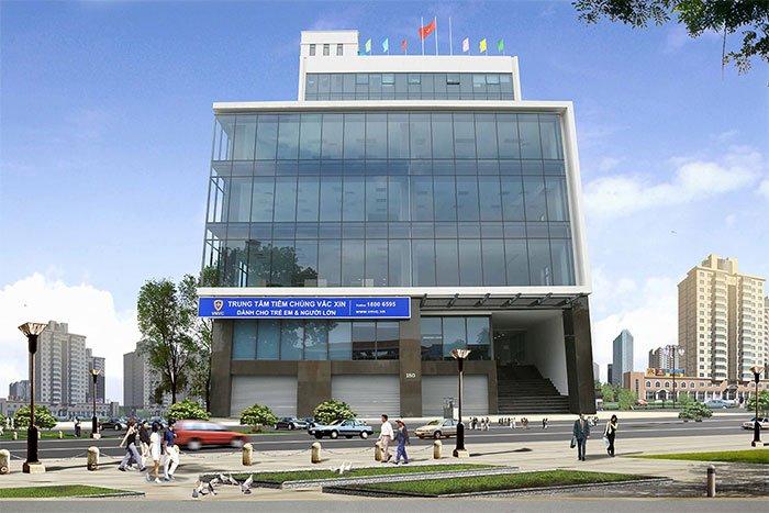 Trung tâm tiêm chủng VNVC