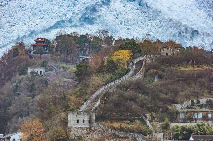 Trường thành phiên bản gốc ít người biết của Trung Quốc