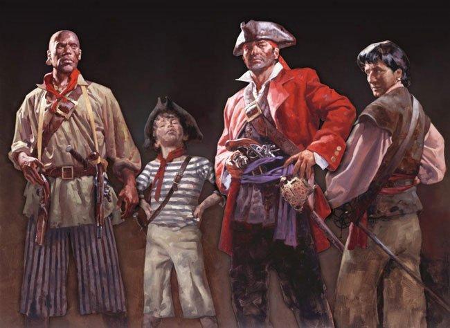"""Truy tìm kho báu khổng lồ của """"vua hải tặc"""" Samuel Bellamy"""