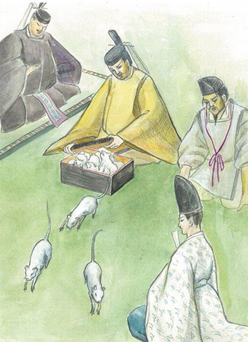 Truyền thuyết về pháp sư Nhật Bản