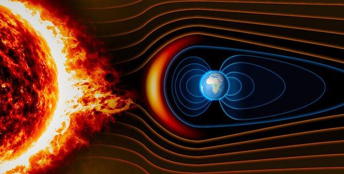 Từ trường Trái đất có thể đổi hướng nhanh gấp 10 lần