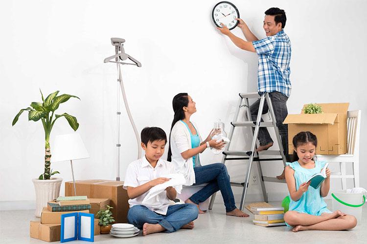 Tuyệt chiêu dọn dẹp nhà cửa cực nhanh của người Nhật