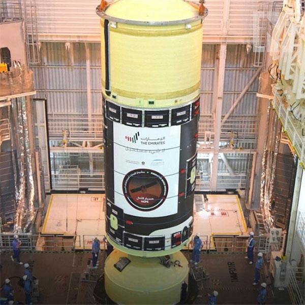 UAE lần thứ hai hoãn phóng tàu thăm dò sao Hỏa