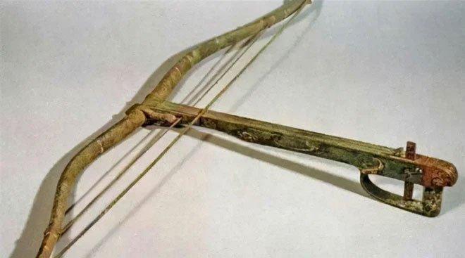 Uy lực sấm sét của nỏ thần nhà Tần: Tầm bắn vượt xa AK47, giúp Tần Vương bình thiên hạ