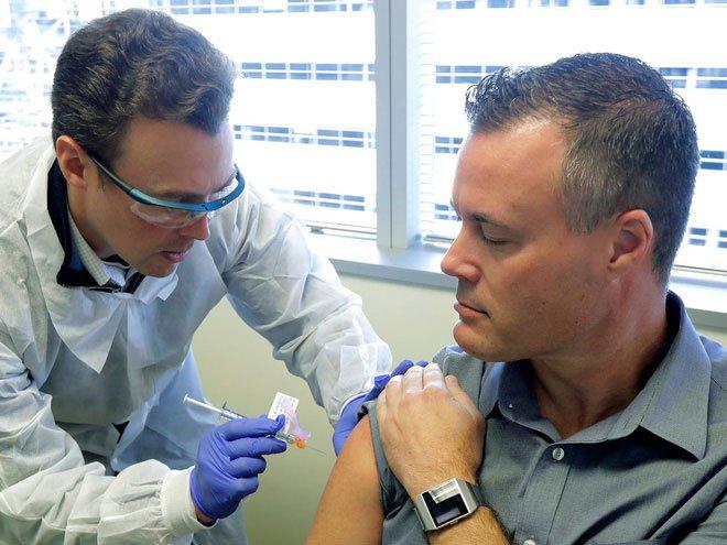 Vắc-xin Covid-19 triển vọng nhất của Mỹ thử nghiệm giai đoạn cuối, tất cả người được tiêm trong giai đoạn 1 đều miễn dịch