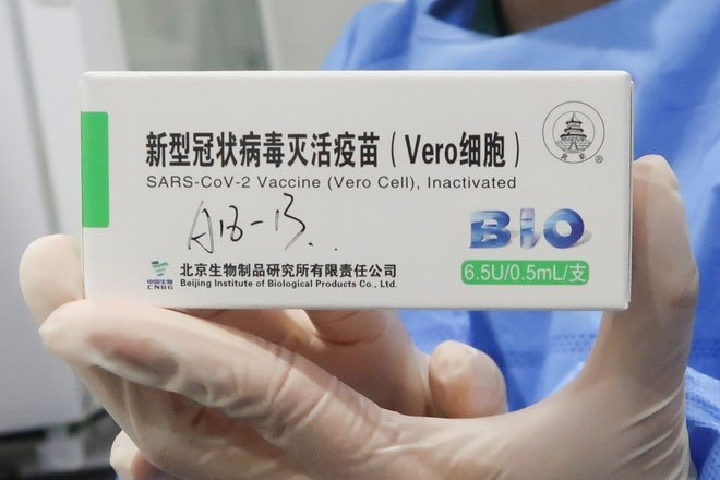 Vaccine Covid-19 của Sinopharm có hiệu quả bảo vệ thế nào?