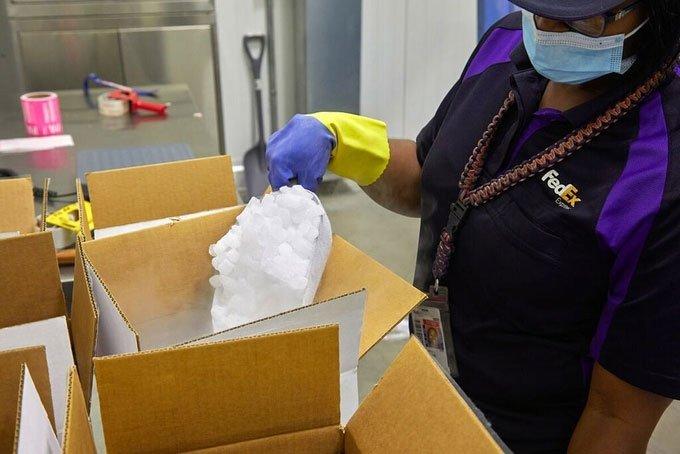 Vaccine phải được vận chuyển như thế nào để đảm bảo an toàn?