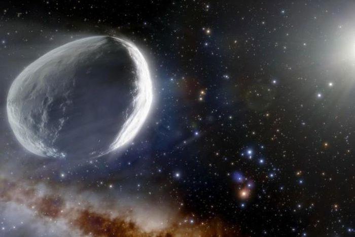 Vật thể bằng 1.000 sao chổi tiến gần Trái đất sau 3,5 triệu năm ''mất tích''
