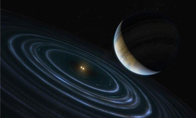 Vật thể có khối lượng gấp 3.500 lần Trái đất dẫn đường đến hành tinh thứ 9