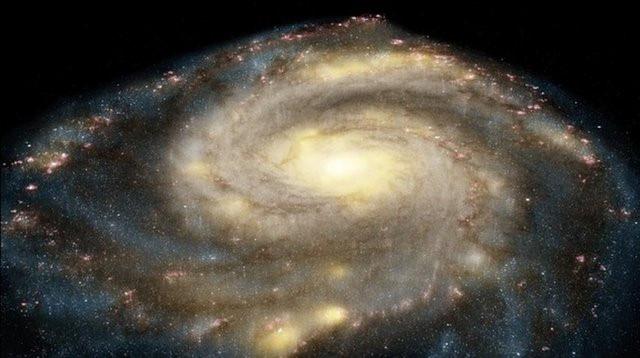 Vẻ đẹp kỳ lạ của thiên hà xoáy nước Whirpool