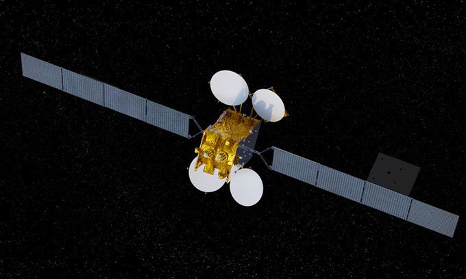 Vệ tinh Malaysia sắp rơi xuống khí quyển sau 15 năm hoạt động