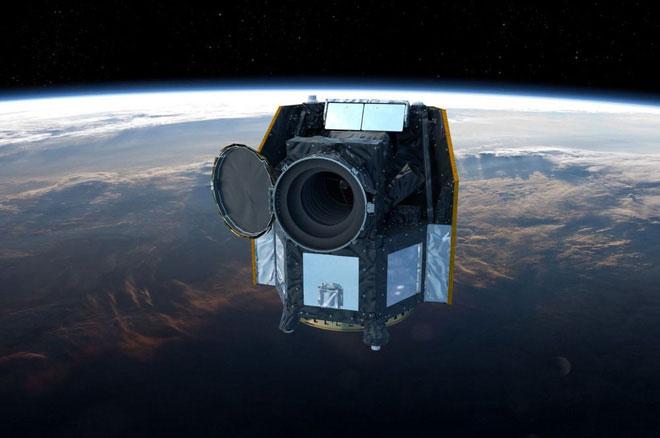 Vệ tinh mới này được thiết kế để quan sát các hành tinh ngoài Hệ Mặt trời