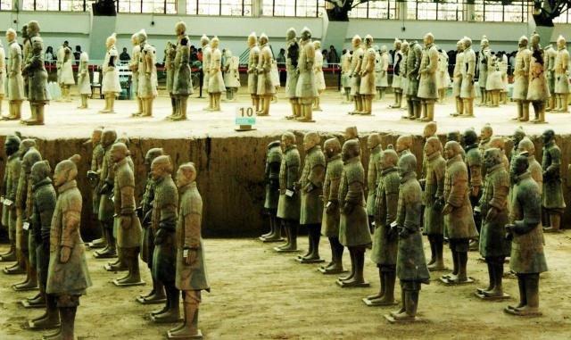 Vén màn bí mật 4 bảo vật thượng thần trong lăng Tần Thủy Hoàng, sánh ngang đội quân đất nung