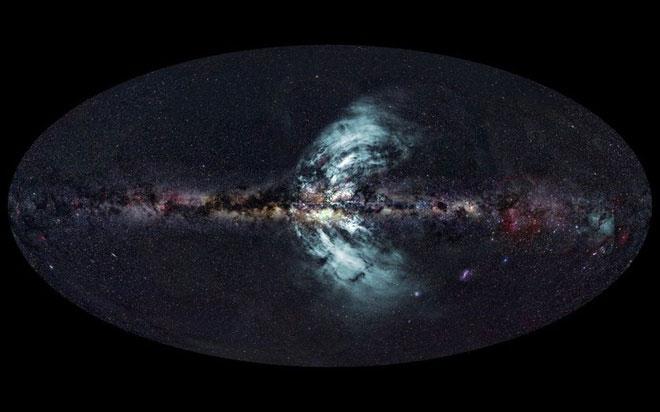 Vết nứt của vũ trụ trông như thế nào?