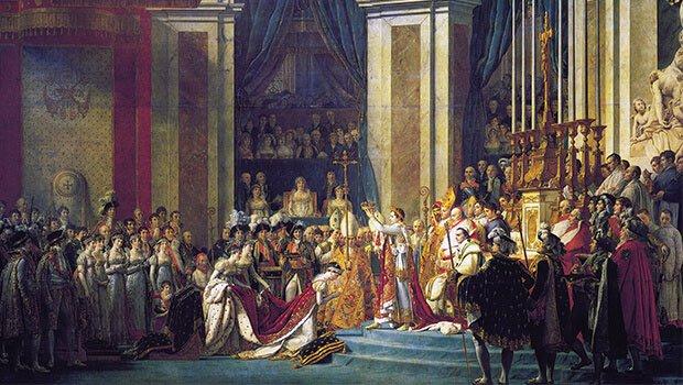 Vì điều này nhiều người đã lầm tưởng về chiều cao của Hoàng đế Napoleon
