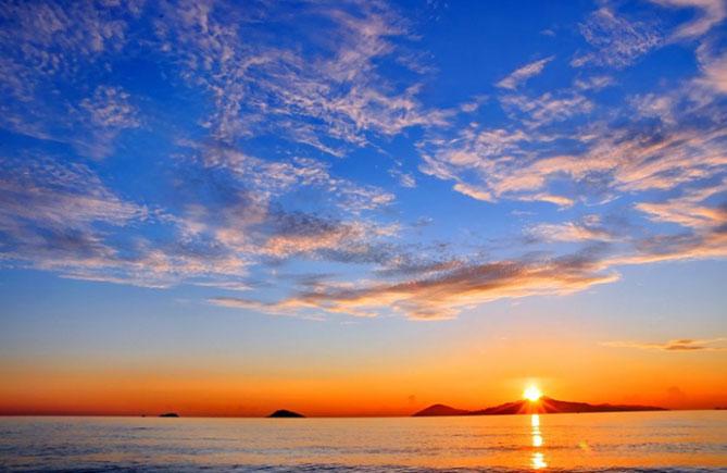 Vì sao biển lại sợ nóng?