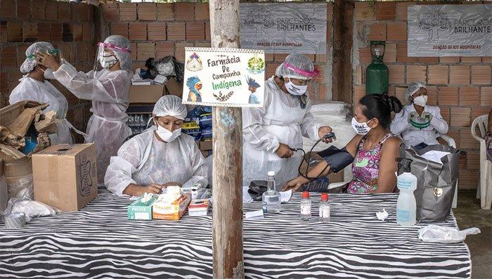 Vì sao biến thể virus corona ở Brazil gây lo ngại nhất?
