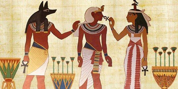 Vì sao cả nam, nữ Ai Cập cổ đại đều rất thích trang điểm?