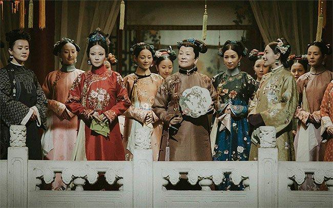 Vì sao các hoàng đế Trung Hoa có tam cung lục viện?