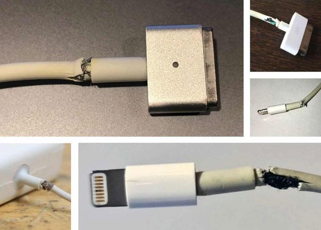 Vì sao cáp iPhone lại dễ đứt?