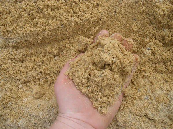 Vì sao cát lại mềm?