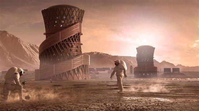 Vì sao con người cần lai tạo với sinh vật bất tử nếu muốn sống trên sao Hỏa?