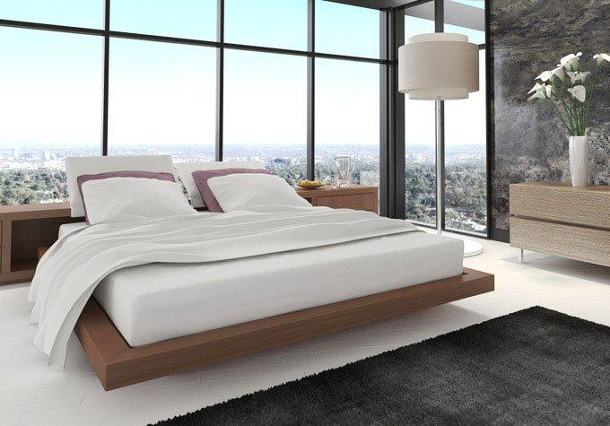Vì sao ga trải giường ở khách sạn thường có màu trắng?