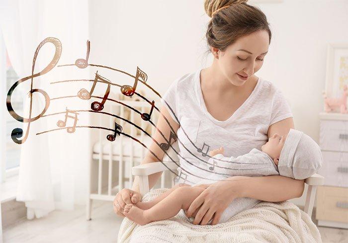 Vì sao hát ru giúp trẻ dễ ngủ hơn?