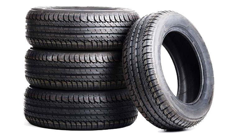 Vì sao lốp ô tô lại có màu đen?