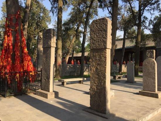 Vì sao mộ Võ Thánh Quan Vũ đời đời không bị ai xâm phạm?