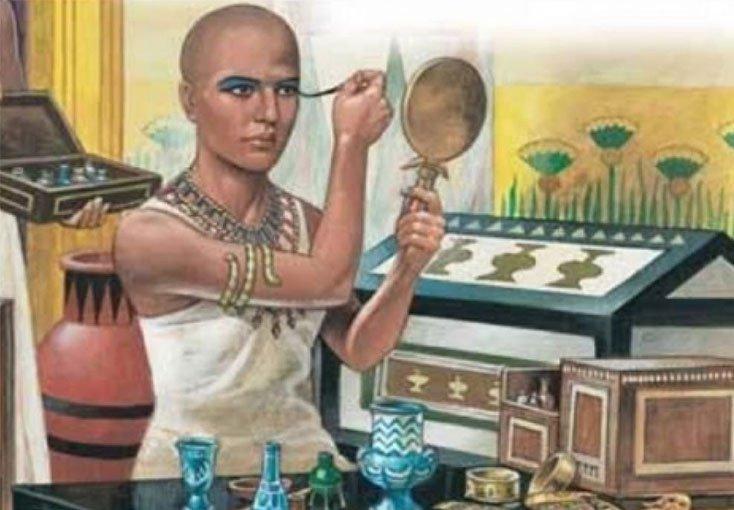 Vì sao người Ai Cập thời cổ đại thường cạo trọc đầu?
