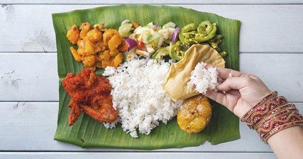 Vì sao người Ấn Độ thường ăn bằng tay?